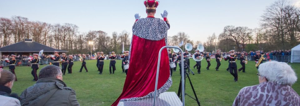 Schitterende première 'When Prince Becomes King'