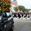Drukke Flower Parade en Taptoe Rijnsburg
