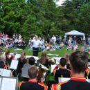Voorschotense muziek tijdens Picknickconcert